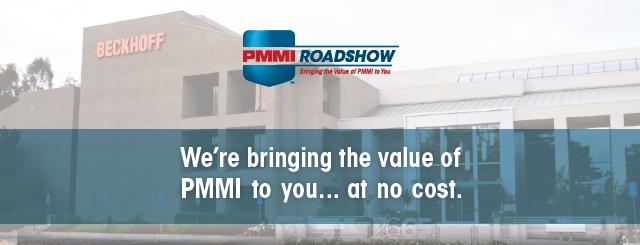 2018 PMMI Roadshow